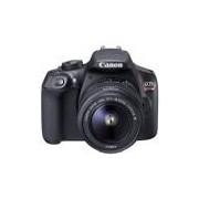 Câmera Canon EOS Rebel T6 com lente 18-55mm