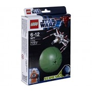 Lego X-wing Starfighter and Yavin 4