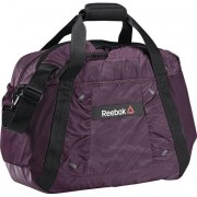 Reebok - One Series Graphic Grip 30L tas - Unisex - Accessoires - Paars - 1SIZE