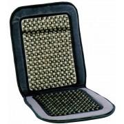 Husă scaun cu bile, negru, HP Autozubehör Luxus