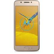 Telefon mobil Motorola Moto G5 Dual Sim 5'', 4G, Ram 3GB, Stocare 16GB, Camera 5MP/13MP, Gold