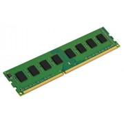 Kingston kcp316nd8/8 geheugen (1600mhz, DDR3, 1,5 V, cl11, 240 polig UDIMM) 8 GB