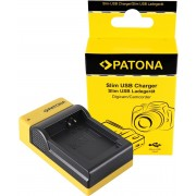 PATONA Slim micro-USB Charger for Canon NB-13L PowerShot G5 X G5X G7 X G7 X Mark II G7X G9 X G9X