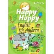 Happy Hoppy. English for Children + Audio CD