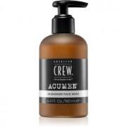 American Crew Acumen mousse de limpeza para rosto 190 ml