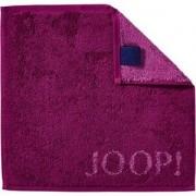 JOOP! Toallas Classic Doubleface Toalla facial Cassis 30 x 30 cm 1 Stk.