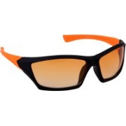 Petrol Sports Sunglasses(Orange)