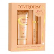 Coverderm Perfect Face & Perfect Lashes Gift Pack - 2 items