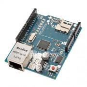 (Voor Arduino) ethernet schild met WIZnet W5100 ethernet chip / tf slot
