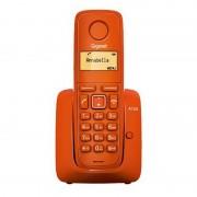 Siemens Gigaset A120 Teléfono Inalámbrico Dect Naranja