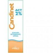 Uniderm Farmaceutici Srl Candinet Act 2% 150ml