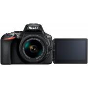 Nikon »D5600 Kit« Spiegelreflexkamera (AF-P DX 18-55 VR, 24,2 MP, Bluetooth, NFC, WLAN (Wi-Fi)