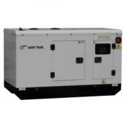 AGT 33 DSEA Generator curent trifazat , putere motor 33 kVA , diesel , motor 4 cilindri