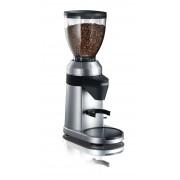 Graef CM800 Kaffekvarn med 40 Inställningar Silver