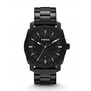 メンズ FOSSIL MACHINE 腕時計 ブラック