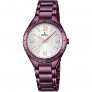 Reloj F16924/1 Purpura Festina Mujer Boyfriend Collection Festina
