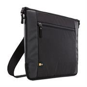Case Logic Intrata Slim 14 inch Messenger Top Loading Laptop Bag- Main compartment fits a 14-inch laptop
