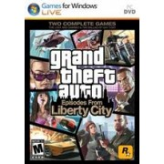 Grand Theft Auto IV Episodes From Liberty City Pc