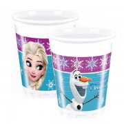 Casa plasticna 1/8 200 ml Disney Frozen Northern Lights