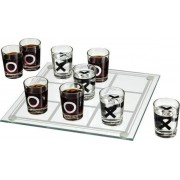 San Silvestro Tic Tac Toe Shooter Set