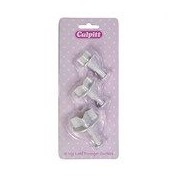 3 Ivy Leaf Plunger Cutters