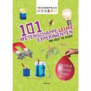 101 Wetenschappeleuke experimenten om zelf te doen - Georgina Andrews en Kate Kinghton