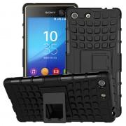 Bolsa Híbrida Anti-Slip para Sony Xperia M5, Xperia M5 Dual - Preto