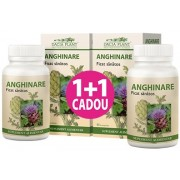 DACIA PLANT ANGHINARE 60+60 comprimate