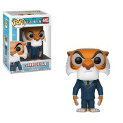 Pop! Vinyl Disney TaleSpin Shere Khan Pop! Vinyl Figure