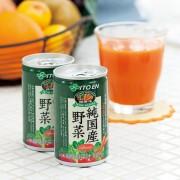 伊藤園 緑黄色野菜ジュース「純国産野菜」60本【QVC】40代・50代レディースファッション