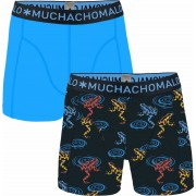 Muchachomalo Shorts 2er-Pack Frog 10 - Multicolour M