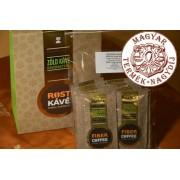Rost tartalmú, zöld kávé kivonatot tartalmazó 100% arabica kávé utántöltő csomag - MAKKA Rost Kávé