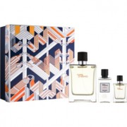 Hermès Terre d'Hermès coffret XXII. Eau de Toilette 100 ml + Eau de Toilette 12,5 ml + loção after shave 40 ml