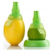 Bekend van TV – BPA-vrij Citrusspray Citruspers - spray citruspers - citrusfruit – keukenhulpjes – 2 stuks