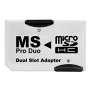Adapter microSD-MemoryStick Pro Duo