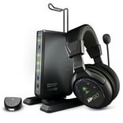 Turtle Beach XP510 Diadema Negro, Verde Auricular con micrófono Auriculares con micrófono (Consola de Juegos, Diadema, Negro, Verde, Inalámbrico y alámbrico, 2.5 mm, USB)