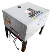 Generator de curent tip inverter, monofazat, Stager YGE3500Vi, 3500 W, benzina, pornire electrica, autorulote
