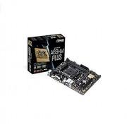 Asus a68hm-Plus moederbord Sokkel FM2 + (µatx, AMD a68h, 2 x DDR3 geheugen, 4 x SATA 6 GB/S, 2 x USB 3.0, 2 x USB 2.0, PCIe 3.0)