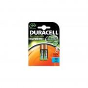 Batteria Pila Duracell MiniStilo AAA Ricaricabile Originale Supreme in Blister X2