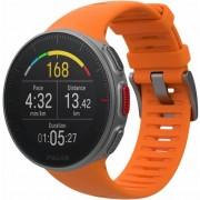 Ceas activity tracker Polar Vantage V, GPS, Senzor H10 HR, Bluetooth (Portocaliu/Gri)