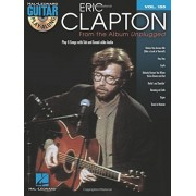 Eric Clapton - From the Album Unplugged: Guitar Play-Along Volume 155, Paperback