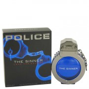 Police Colognes The Sinner 3.4 oz / 100.55 mL Eau De Toilette Spray Men's Fragrance 531923