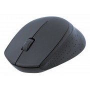 Deltaco trådlös optisk mus, 2.4GHz, USB nano-mottagare, svart