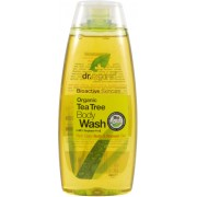Dr. Organic Tea Tree Body Wash - 250 ml