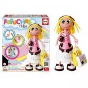Кукла Fofucha Chloe Glamour Educa, 8412668163638