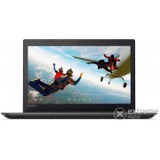 Notebook Lenovo Ideapad 320 80XL00DBHV negru + Windows 10 Home, layout tastatura HU