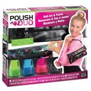 Style Me Up Polish Duo Nail Art & Purse