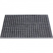 Alu-Schmutzfangsystem Gummi-Einlage LxB 1185 x 785 mm