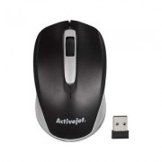 RATON OPTICO ACTIVEJET WIRELESS AMY-313 NEGRO/GRIS