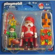 Playmobil 5846 Santa Claus and Elf